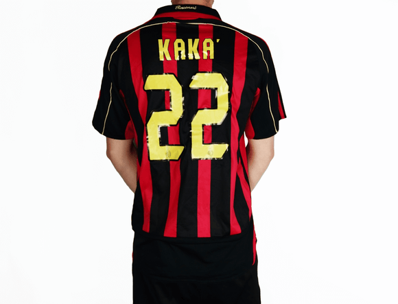 Kaká - 2006/07 Vintage Football Shirt - the-retrosoccerlocker