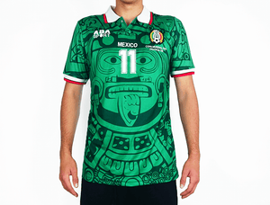 mexico 98 jersey