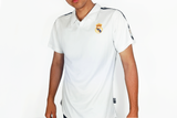 Real Madrid FC - 2001/02 UCL Vintage Football Shirt - the-retrosoccerlocker
