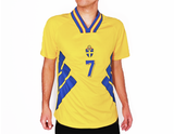 Sweden - 1994 World Cup Football Shirt - the-retrosoccerlocker