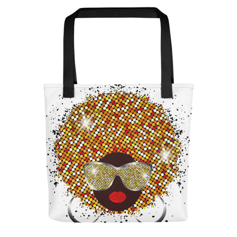 Disco Diva Tote bag