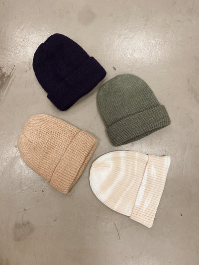 The Right One Plush Boho Beanie