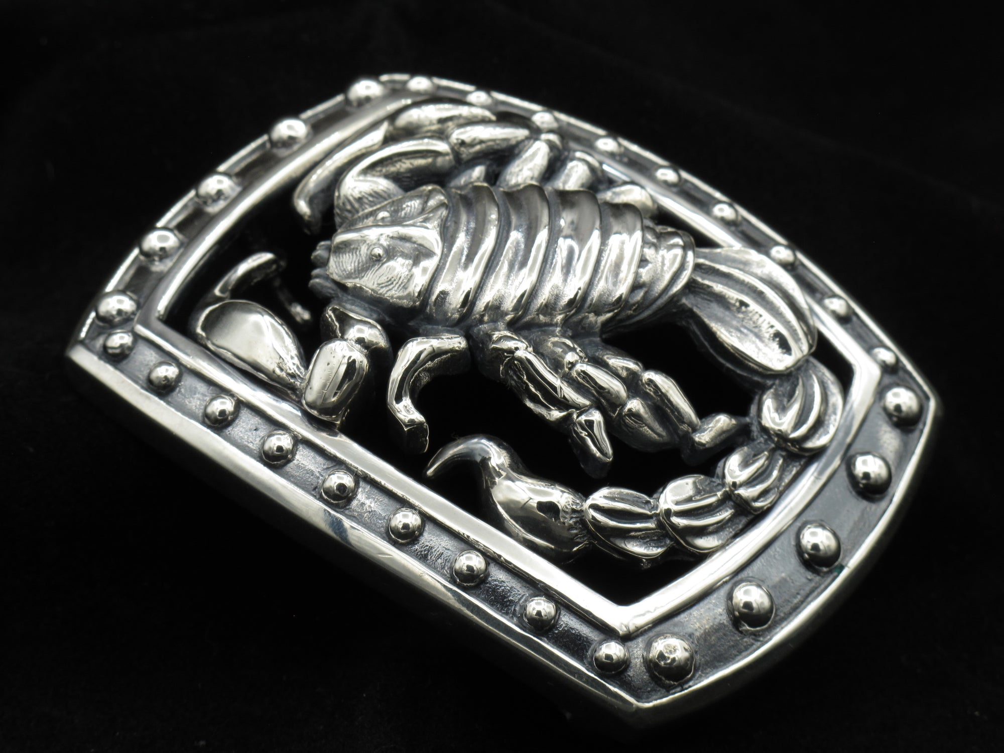 "Spotlight on the Scorpion Buckle for 1.5"" Straps"