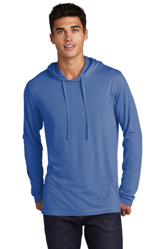 Tri-Blend Wicking Long Sleeve Hoodie