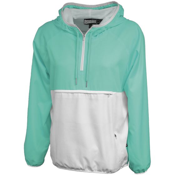 Women's Colorblock Anorak