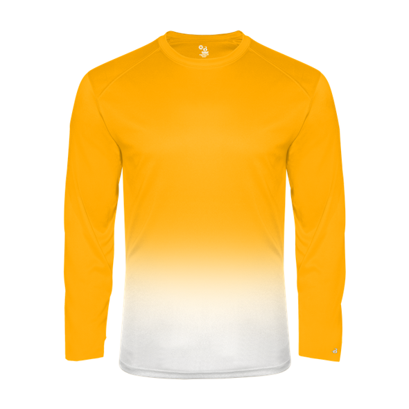Ombre Long Sleeve Tee