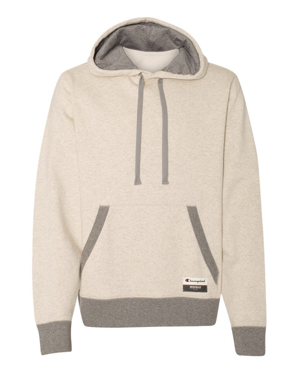 Originals Sueded Fleece Pullover Hood