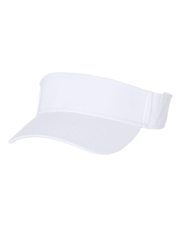 Washed Cotton Visor