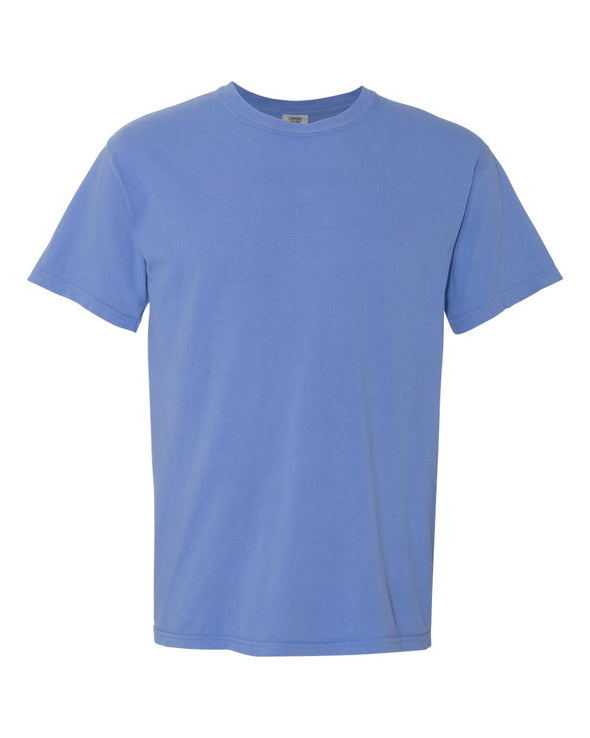 Heavyweight Garment-Dyed Short Sleeve T-Shirt