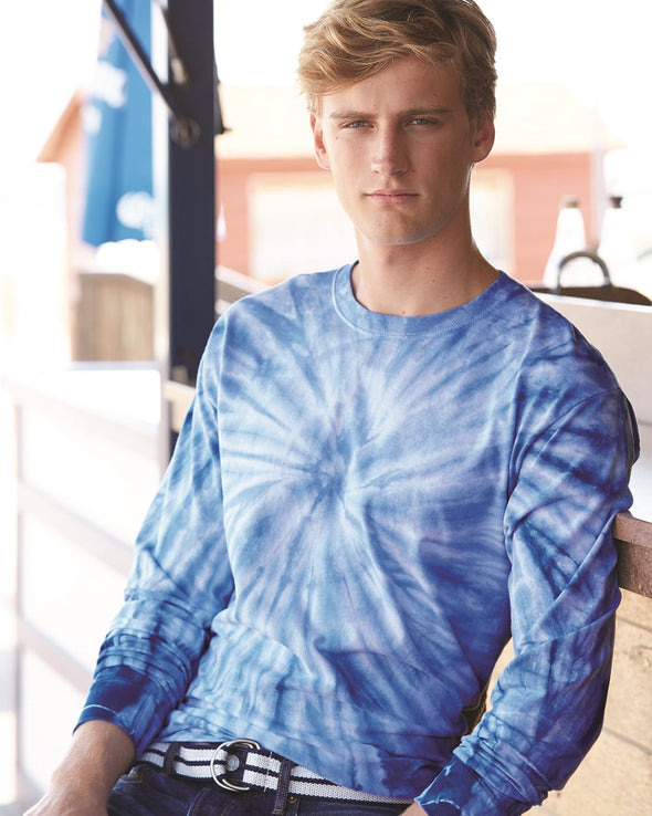 Cyclone Pinwheel Long Sleeve T-Shirt