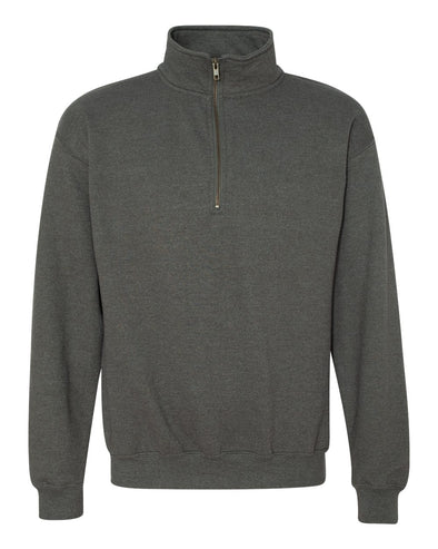 Heavy Blend Vintage Quarter-Zip Sweatshirt
