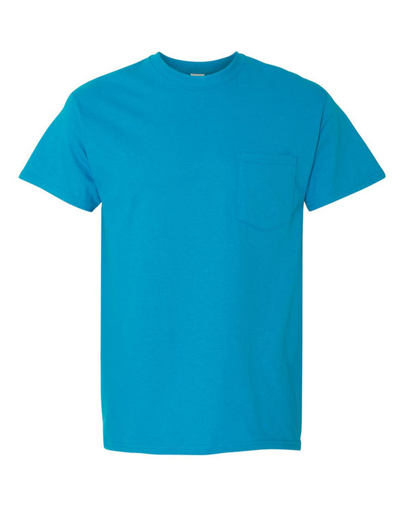 Heavy Cotton Pocket T-Shirt