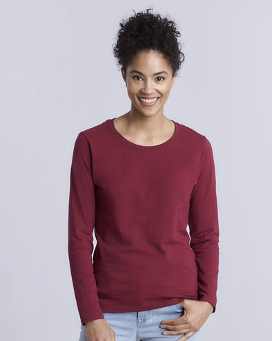 Heavy Cotton Women's Long Sleeve T-Shirt