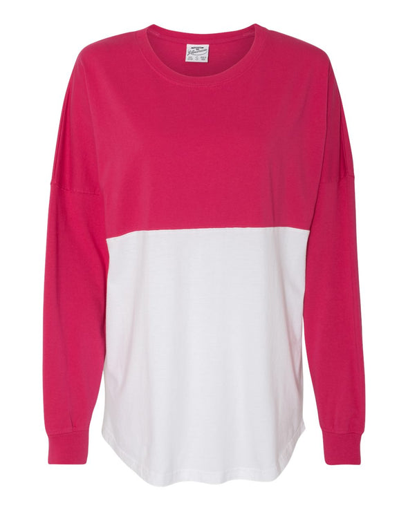 Women's Game Day Jersey Long Sleeve T-Shirt