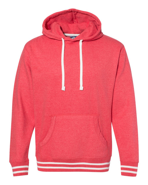 Relay Fleece Hooded Sweatshirt