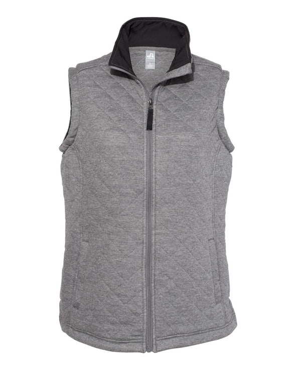 Women's Quilted Full-Zip Vest