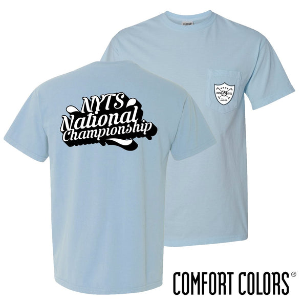NYTS National Championship Comfort Colors Tee