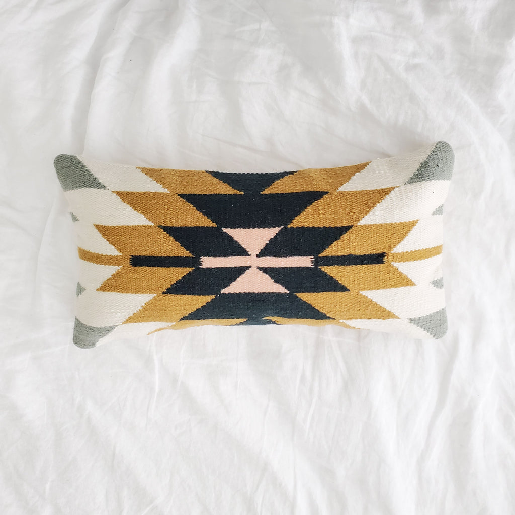 Desert Star Small Lumbar Pillow