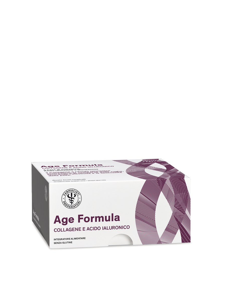 Age Formula COLLAGENE E ACIDO IALURONICO