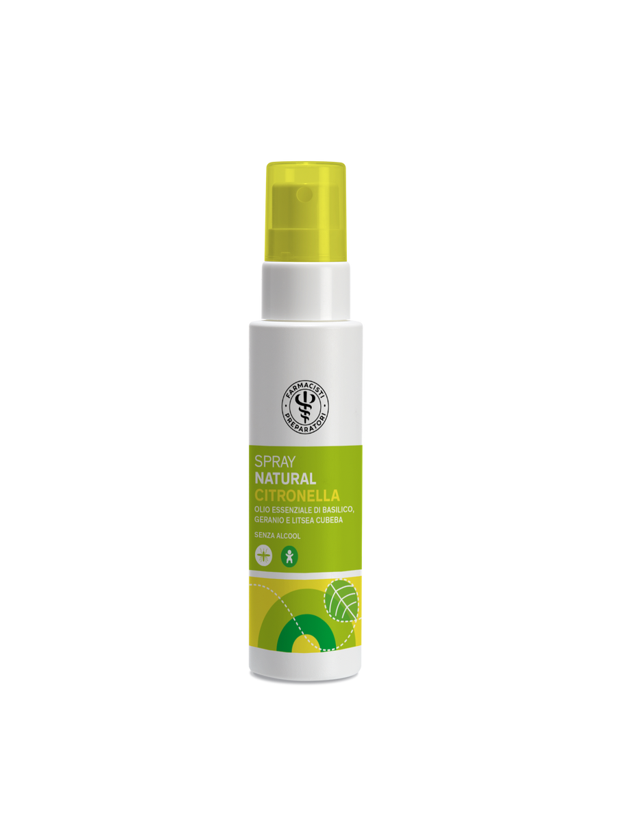 Spray Natural Citronella Aloe