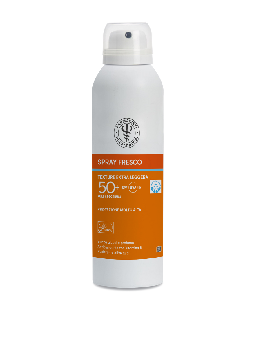 SPRAY INVISIBILE SPF 50+ TEXTURE FRESCA