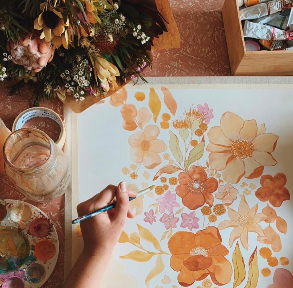 Floral dreaming with Anna Walsh