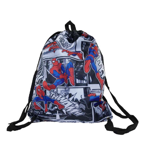 Comic Style Spider Man Backpack