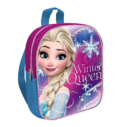 Official Frozen Winter Queen Backpack