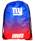 Official NFL New York Giant Official Drawstring Bag
