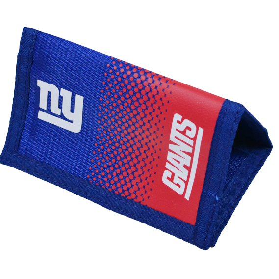 NFL New York Giants Official Licensed Wallet
