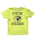 Bojest kid's t-shirt 'Vision' on cornsilk