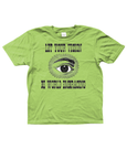 Bojest kid's t-shirt 'Vision' on kiwi-green