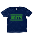 Bojest Kid's Retro Blue/Green Unity T-shirt