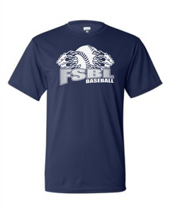FSBL Claw Design Performance T-shirt