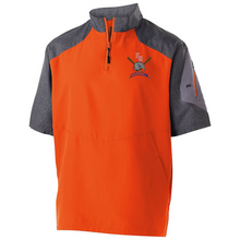 Load image into Gallery viewer, Coach Style Batting Jacket-001R (Blue or Orange)