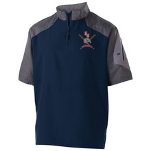 Load image into Gallery viewer, Coach Style Batting Jacket-001H (Gray or Navy)