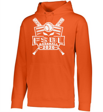 Load image into Gallery viewer, FSBL Bat Design Performance Hoodie