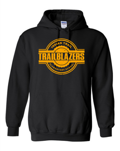 Indian Trail - Trailblazers Design Hoodie