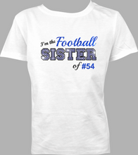 Load image into Gallery viewer, Football Sister-001