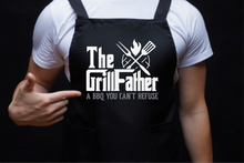 Load image into Gallery viewer, The Grill Father Apron