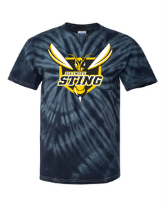 Sting Tie Dyed Short Sleeve T-shirt