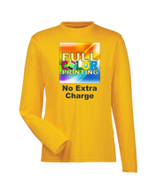 Load image into Gallery viewer, Sublimation Performance Long Sleeve Shirt