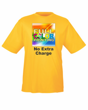 Load image into Gallery viewer, Sublimation Performance T-shirt