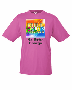 Sublimation Performance T-shirt