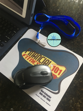 Load image into Gallery viewer, Antimicrobial Mouse Pads - Personalized