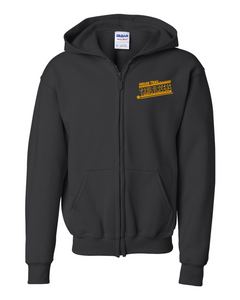 Indian Trail - Full Zip Hooded Sweatshirt