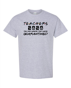 Teachers 2020 - T-Shirt