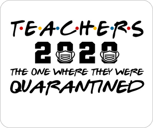 Teachers 2020 - Mouse Pad
