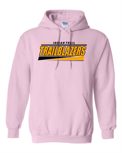 Indian Trial - Two Color Design Hoodie