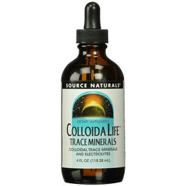 Source Naturals ColloidaLife Trace Minerals 4 Ounce